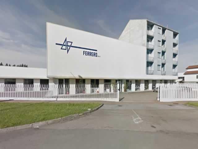 Sede di Poirino - Ferrero1947 - Arredamento e design