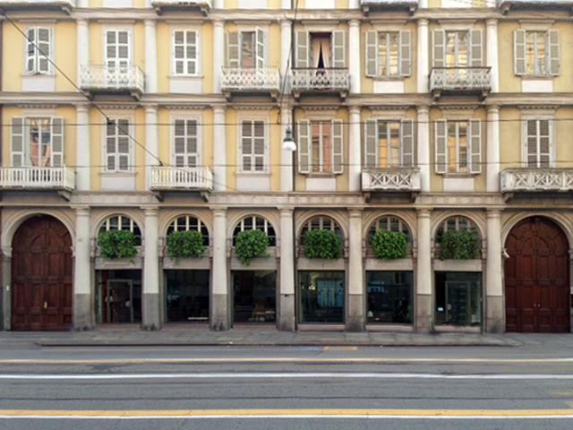 Sede Torino Ferrero1947 arredi